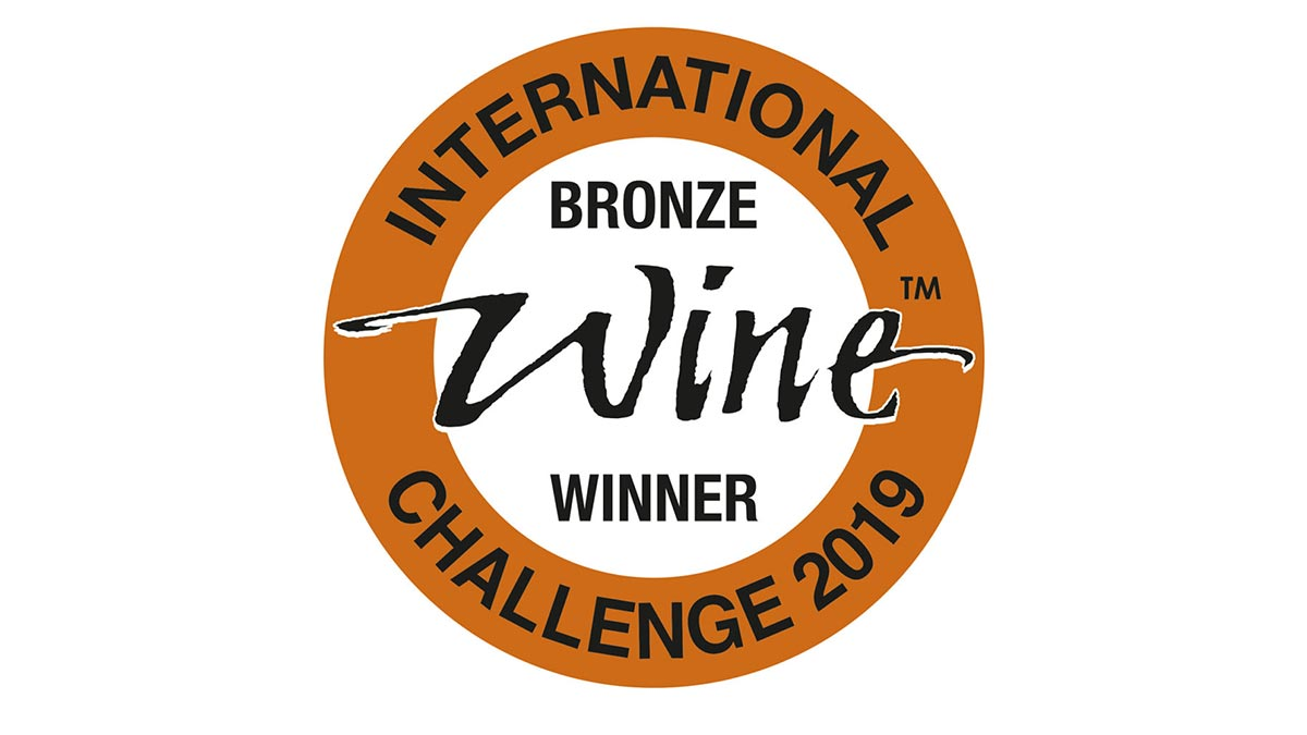 BRONZE MEDAL – INTERNATIONAL WINE CHALLENGE 2019