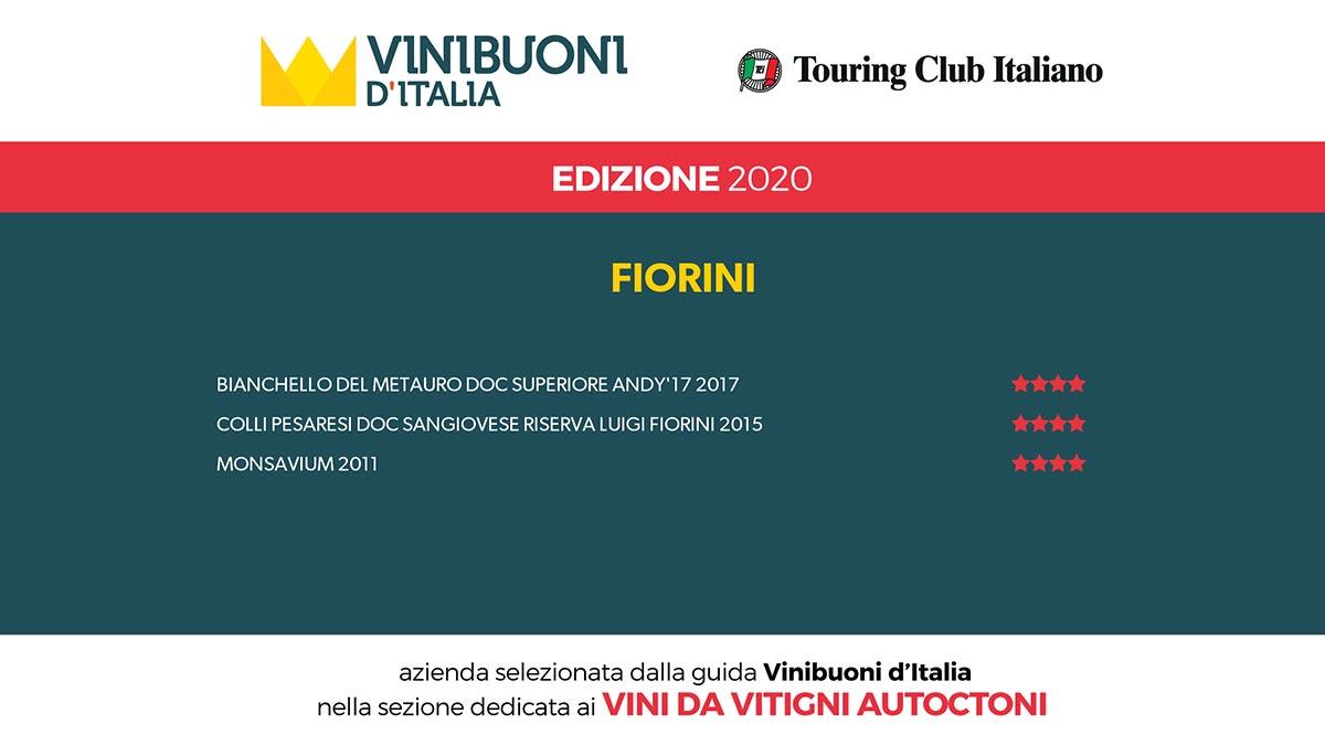 Guidavini Buoni D'italia 2020
